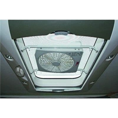 Fiamma Turbo Kit - a stand alone fan or fit to some vents, Rooflights / Vents, CARAVAN, MOTORHOME, CAMPERVAN vents, - Grasshopper Leisure