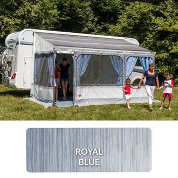 Fiamma ZIP F45S Awning - Top Only No Sides Or Front
