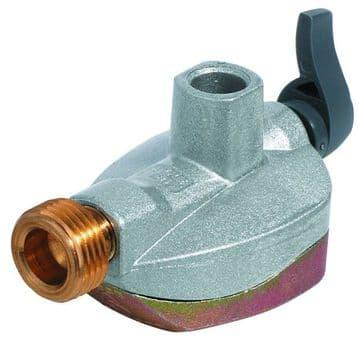 Gaslow Euro Gas Regulator Adaptor 21mm Butane