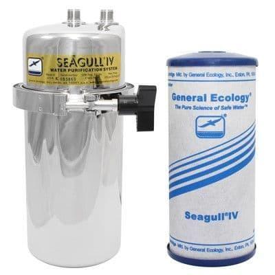 General Ecology SEAGULL® IV X-2B DRINKING WATER SYSTEM, Motorhome Caravan Drinking Water Purification - Grasshopper  Leisure