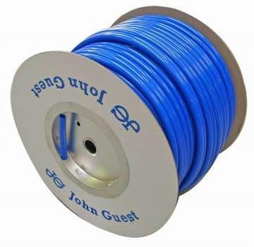 John Guest Semi Rigid Blue Pipe (per Metre)