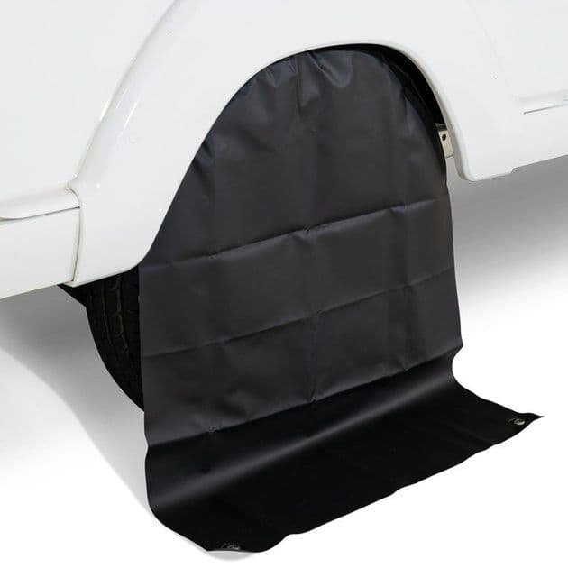 Kampa Dometic Motorhome Camper Wheel Cover Black Draught Excluder Tyre protection, Vehicle Covers, Caravan rain cover, Caravan Winter Covers, caravan equipment - Grasshopper Leisure