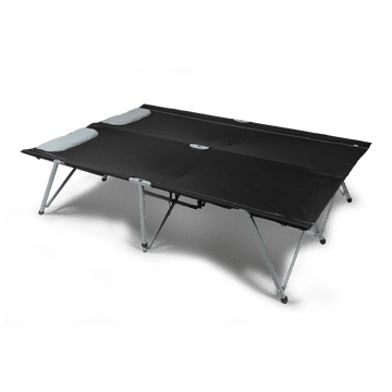 Kampa Dometic Together Double Camp Bed With Pillow