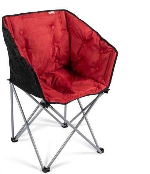 Kampa Dometic Tub Chair Ember, camping garden beach BBQ outdoor chair - Grasshopper Leisure