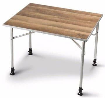 Kampa Dometic Zero Light Oak Medium Camping Table