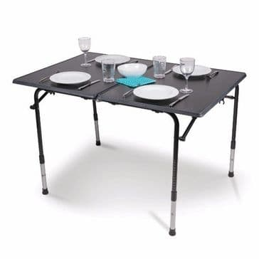 Kampa Hi-Lo Pro Large Camping Table