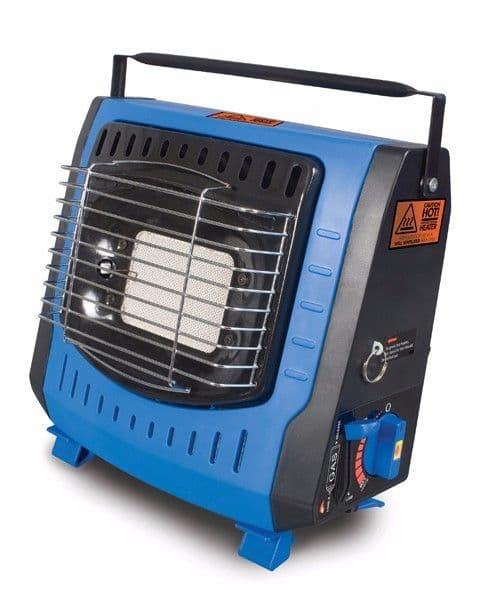 Kampa Hottie Portable Gas Heater, Camping Caravan Portable  Heater - Grasshopper Leisure