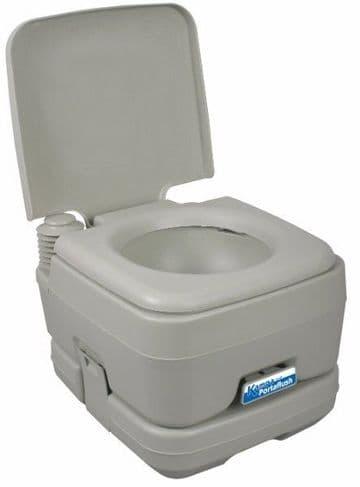 Kampa Portaflush 10 Litre Portable Toilet Potti