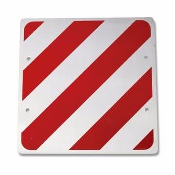 Kampa Reflective Aluminium Rear Warning Sign