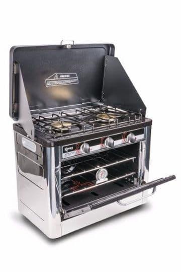 Kampa Roast Master Double Gas Hob & Oven