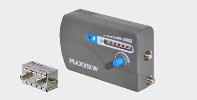 Maxview Satellite FINDER I.D, TV & Satellite, TV & Satellite for caravan and motorhome, Charging & Distribution - Grasshopper Leisure