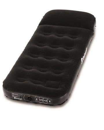 Outwell Airbed Flock Classic w/ Pillow & Pump Single