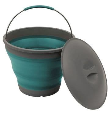 Outwell Collaps Collapsible Bucket With Lid