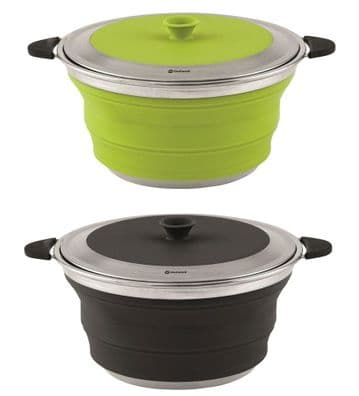 Outwell Collaps Pot with Lid L 4.5L