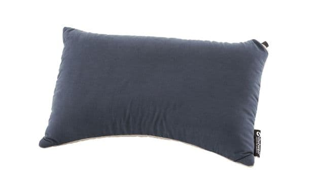Outwell Conqueror Inflatable Pillow Blue 230153, Travel Camping pillow - Grasshopper Leisure