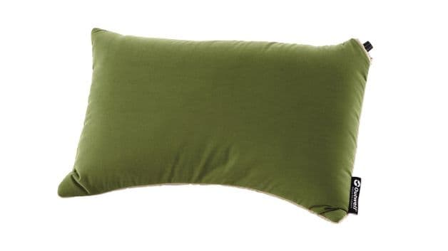 Outwell Conqueror Inflatable Pillow Green, Camping Travel pillow - Grasshopper Leisuare