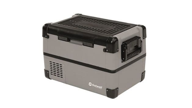 Outwell Deep Cool 28L, 35L & 50L Compressor Cooler Portable Cool Box, Camping Fishing Coolbox - Grasshopper Leisure