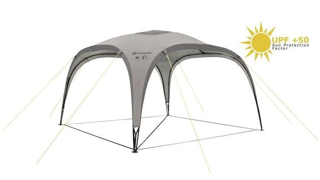 Outwell Event Lounge L 3.5 x 3.5M, Camping & Beach Shelter - Grasshopper Leisure