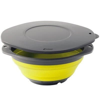 Outwell LID FOR COLLAPS Collapsible BOWL - Small, Medium or Large (Lid Only) - Grasshopper Leisure