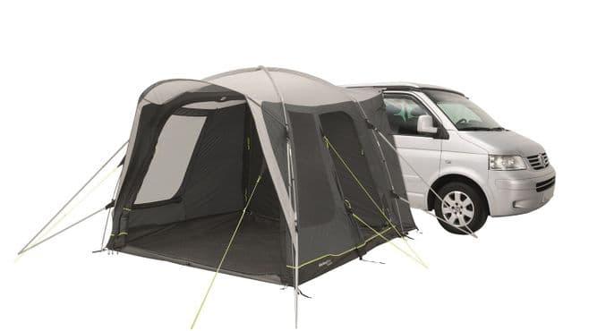 Outwell Milestone Shade Drive Away Campervan Awning - Grasshopper Leisusre, Caravan Motorhome Campervan Awnings