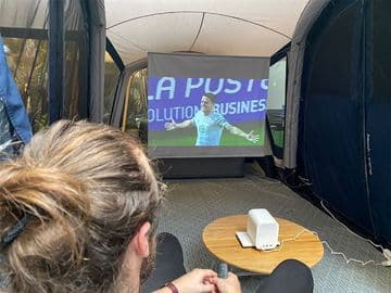 Outwell Movie Projector Screen