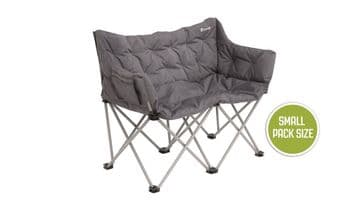 Outwell Sardis Lake Padded Foldable Two Seater Sofa
