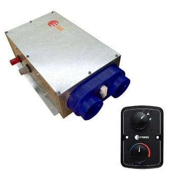Propex Heatsource HS2211 Heater V1 Single Vehicle Kit With Twin Dial
