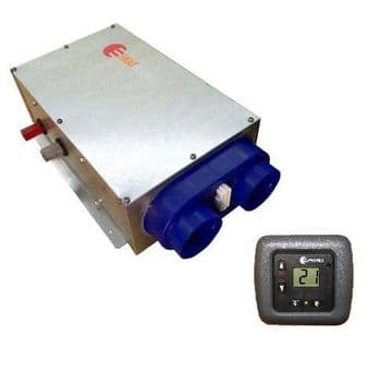 Propex Heatsource HS2211 Heater V2 Twin Vehicle Kit with Digital Control Panel