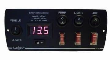 Sargent EC30 Digital Control Panel