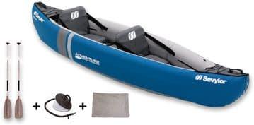 Sevylor Adventure Kit 2 Person Inflatable Kayak