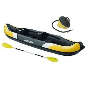 Sevylor Colorado Kit 2 Person Inflatable Kayak