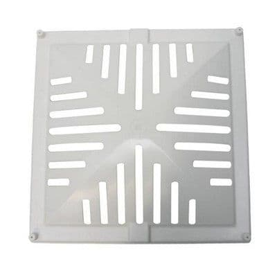 SPARE OUTER LOUVER TOP FOR D39, Rooflights / Vents for campervan caravan motorhome - Grasshopper Leisure
