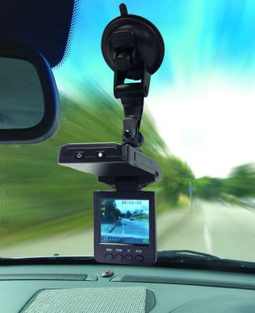 Streetwize Dash Camera HD In-Vehicle Video Journey Recorder