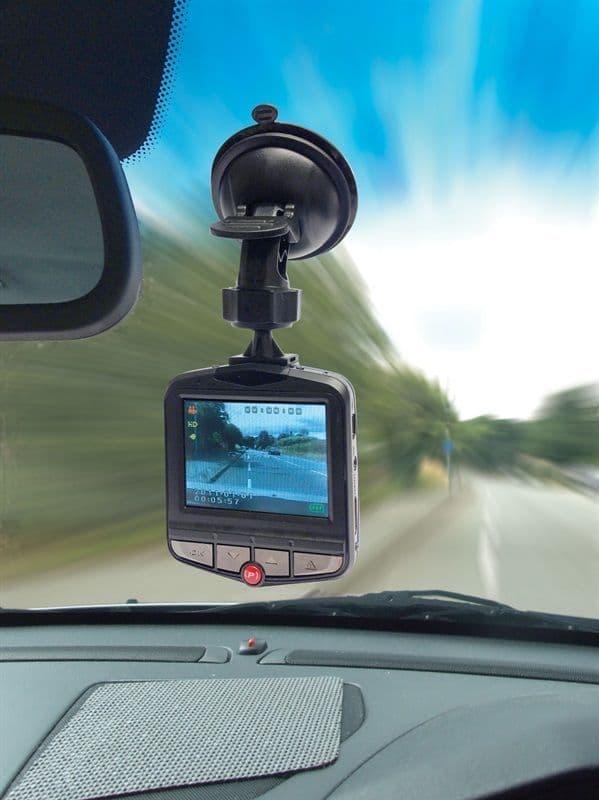 Streetwize Dash Camera Premium HD In Car Digital Video Journey Recorder - Grasshopper Leisure