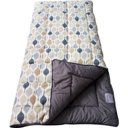 Sunncamp Sleeping Bag - Parma Tranquility Super King Size Single Sleeping Bag - Grasshopper Leisure
