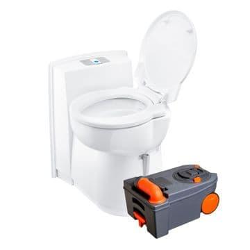 THETFORD C263 CSL Toilet With Plastic Bowl