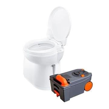 Thetford C263-S - Cassette Toilets Plastic Bowl (C260 Series)