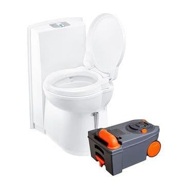 THETFORD C263CS Toilet With Plastic Bowl