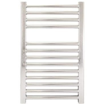 TOWEL RAIL RADIATOR CHROME PLATED