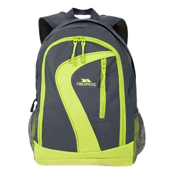 Trespass Lotus Backpack 20 Litre Rucksack, Camping Outdoor back pack  - Grasshopper Leisure