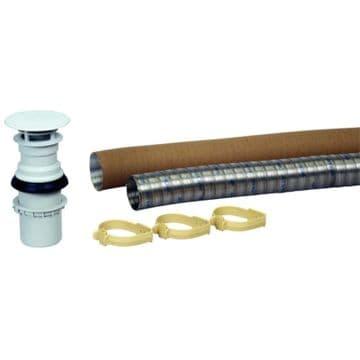 Truma S3002/S3004 Gas Fire Heater Flue Kit