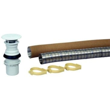 Truma S3002/S3004 Gas Fire Heater Flue Kit