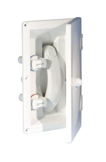 Whale Swim n Rinse External Shower Mixer