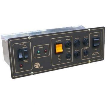Zig CF9 Charging & Distribution Control Panel System