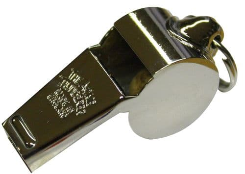 Acme Nickel Thunderer Whistle