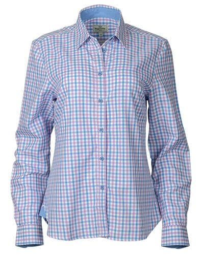 Hoggs of Fife Ladies Becky Cotton Shirt