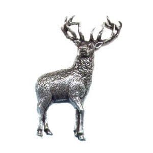Pewter Pin - Stag