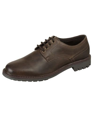 Hoggs of Fife Brora Country Derby Shoes