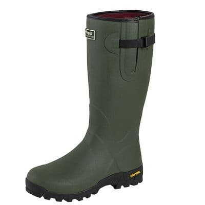 Hoggs of Fife Field Sport Neoprene-Lined Rubber Boots (available August 2021)