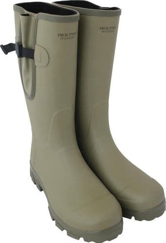 Jack Pyke Ashcombe Gusseted Wellington Boots (available June 2021)